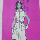 Mail in sewing pattern 4802 womans dress size 16 B 38 circa 1970s