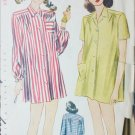 Simplicity 1300 vintage 1944 sewing pattern sleeper shirt size 16 B34
