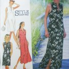 Simplicity Style 2893 sewing pattern summer dress sizes 8 to 18 UNCUT