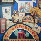 Alma Lynne cross stitch Star Spangled Country America designs patterns