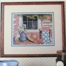 Cross stitch pattern Granny's Antiques Leaflet 33