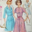 Simplicity 5702 vintage 1964 sewing pattern dress size 16 B36