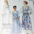 McCall 6041 sewing pattern misses loose fitting dress jumper size 10 12 UNCUT