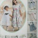 McCall 6394 sewing pattern girls dress pantaloons size 10 UNCUT Kitty Benton