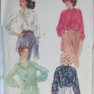 Vogue 7158 sewing pattern misses blouse with tie size 14 B36 UNCUT