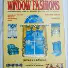 Encyclopedia of Window Fashions 4th edition by Randall 1000 ideas for windows