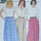 Butterick 3132 misses flared skirt sizes 18 20 22 UNCUT sewing pattern