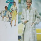 Simplicity 9482 misses coat jacket dress skirt size 14 B36 sewing pattern