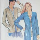 Butterick 3679 misses casual jacket sizes 16 18 20 sewing pattern