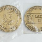 PGA Tour Partners Club Collector Medallion Tom Lehman coin