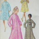 Simplicity 9074 misses robe size 12 B34 vintage 1970 sewing pattern