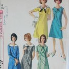 Simplicity 5924 misses A line dress size 16 B36 vintage 1965 sewing pattern