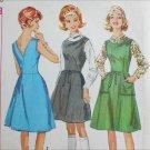 Simplicity 5071 misses wrap dress size 16 bust 36 vintage 1960s pattern