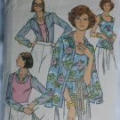Butterick 4725 misses tank top and shirt size 18 B40 pattern knits only