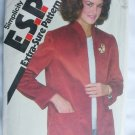 Simplicity 9619 misses simple jacket UNCUT pattern sizes 14 16 18