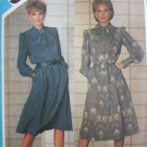 Simplicity 6591 dress size 12 Bust 34 UNCUT sewing pattern