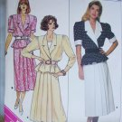 Butterick 3882 misses top and skirt sizes 14 16 18 UNCUT pattern