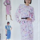 Simplicity 7843 misses dress size 14 bust 36 UNCUT sewing pattern
