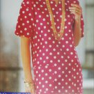 Butterick 6752 misses pullover loose fitting dress size L XL Uncut pattern
