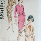 Butterick 9063 misses dress size 16 Bust 36 vintage 1950s sewing pattern