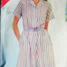 Butterick 3802 girls dress sizes 14 16 pattern See and Sew