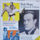 Sheet Music Magazine April May 1987 Bob Hope Musical Tribute easy organ