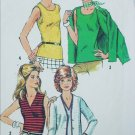Simplicity 5584 misses tops stretch knits only size 18 Bust 40