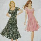 Simplicity 9441 misses dress with flared bottom sizes 6 to 16 UNCUT pattern