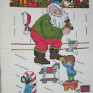 Cross stitch pattern book Children Count on Christmas Time by Gloria and Pat