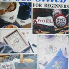 Leisure Art 2072 cross stitch for beginners leaflet simple designs