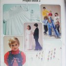 Offray pattern book Ribbons Kids Babies and Bows Project book 3