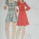 Butterick 6945 UNCUT pattern 2 piece dress size 10 bust 32 1/2 vintage 1960s