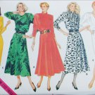 Butterick 4364 misses dress UNCUT sizes 6 8 10 pattern