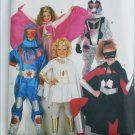 Butterick 4153 childs costume pattern sizes S M L XL outer space super hero