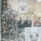 McCall 4398 Christmas pattern UNCUT country angels stockings wreaths ornaments