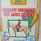 Crafts for Kids Cross Stitch patterns 10 projects hard cover book