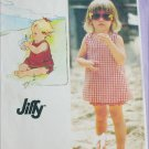 Simplicity 9386 toddler sundress & bloomers size 3 pattern