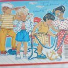 Butterick 3790 toddler childrens pattern sizes 1 2 3
