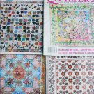 4 Quilter's Newsletter Magazines March 03 & 06, Nov 04, May 05 quilt patterns