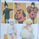 Simplicity 4007 Halloween costumes for kids sizes 1/2 1 2 3 4 UNCUT pattern