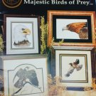 Cross My Heart Majestic Birds of Prey cross stitch leaflet 8 patterns