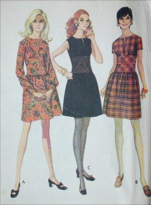 Vintage New York Pattern Company Dress Pattern UNCUT | Vintage