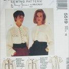 McCall 5519 misses blouse pattern size 16 UNCUT