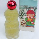 Avon Song of Christmas Moonwind cologne 0.75 fl oz MIB vintage 1980 boy caroler