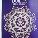 Old Fashioned Doilies to Crochet pattern booklet by Rita Weiss