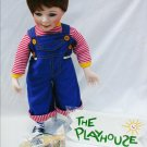 Ryan Knowles doll Cindy McClure Playhouse Pals Collection MIB