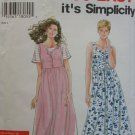 Simplicity 9581 dress jumper UNCUT sizes XS S M L XL