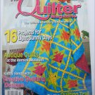 Quilter Magazine July 2005 16 pattern projects for summer days