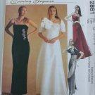 McCall 2861 misses elegant formal dress sizes 12 14 16 UNCUT pattern prom bridal