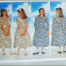 Butterick 4464 girls dress pattern UNCUT sizes 12 and 14
